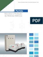 WEG Chaves de Partida 50009814 Catalogo Portugues Br