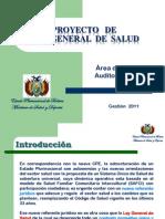 Ley General de Salud Oficial