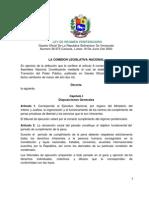07. Ley de Régimen Penitenciario