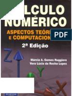 50917861 Livro Calculo Numerico Aspectos Teoricos e Computacionais