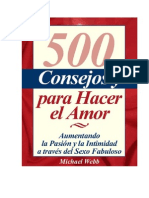 500 Ideas de Sexo