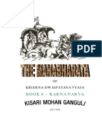 Mahabharata Book 8 Karna Parva
