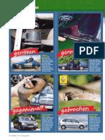 Auto Bild Qualitats Report 2004