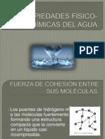 propiedadesfsico-qumicasdelagua