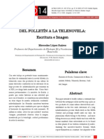 Actas SIC08 - Del folletín a la telenovela