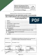Puma 08 Identificacion y Evaluacion Del Cumplimiento de Los Requisitos Legales y Otros Requisitos