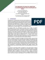 UTILIZAÇÃO DE IMAGENS SAR NA CLASSIFICAÇÃO DE USO E OCUPAÇÃO DO SOLO Ofigeo INPE