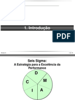 Apresentacao PDCA e Seis Sigma