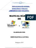 Windows XP y Word 2007-IsT
