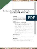 Curso Sistema Hidraulico Direccion Cargador 950g Caterpillar