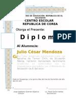 Diseno Diploma 100