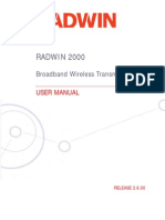 User Manual 2 RADWIN5000