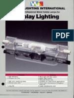 Venture Lighting Double Ended MH Bulletin