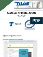 MANUAL DE INSTALACIÓN TILOS
