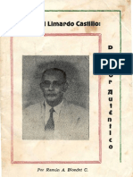 2-Panfleto - Miguel Limardo Pastor Autentico 1968