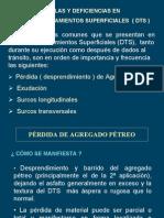 Fallas en DTS PDF