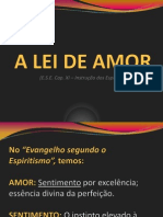 LEI DE AMOR