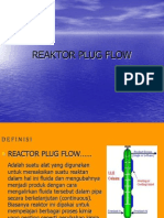 Reaktor Alir Pipa Idealb