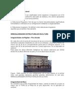 Artículo 11 Configuración Estructural