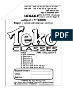 Www.tekoclasses.com_iitjee Physics English_simple Harmonic Motion Type 1
