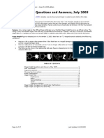 Mage Knight - Complete FAQ 2005