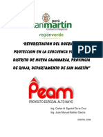 Reforestacion Del BPAM(Yuracyacu)_SanMartin