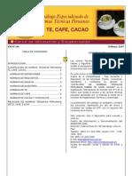 Norma Tecnica Peruana CHOCOLATE