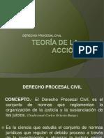 TEORÍA DE LA ACCIÓN