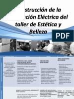Ejemplo Metodo de Proyecto - Instalacion Electrica de Taller de Estetica y Belleza