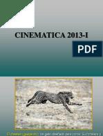 CINEMATICA 2013
