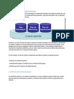 Plan de Gestión e Implementación