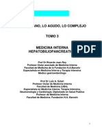 Tomo 3 - Medicina Interna Hepatobiliopancreatica