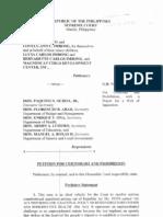 RH Law Petition 204819