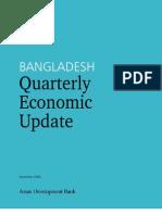 Bangladesh Quarterly Economic Update - December 2006