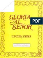 Gloria al Señor_Acompañamiento_Lucien Deiss
