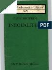 Inequalities LML
