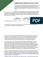 Info on Taxes