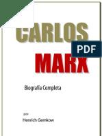Carlos Marx Biografia Completa