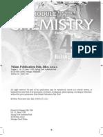 Chemistry FORM 4