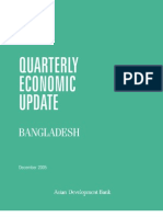 Bangladesh Quarterly Economic Update - December 2005
