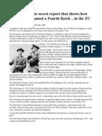 Nazi Economic Union (European Union)