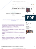 Como Guardar Una Pagina Web en PDF Con Chrome - Taringa!
