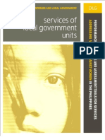Philippines - Loc Gov Perf Standards and Assessment Tools
