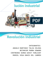 DIAPOSITIVAS Revolución industrial