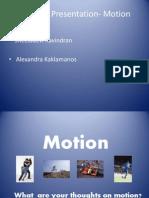 Motion (2)
