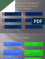 Calidad y productividad 2013.pptx