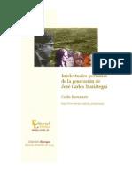 intelectuales peruanos