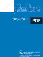 Job Stress Survey