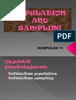 6. Population & Sampling