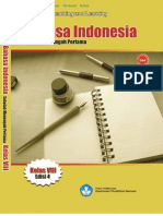 SMP Kelas 8 - Contextual Teaching and Learning Bahasa Indonesia